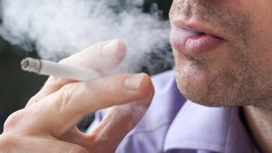 Photo of Taking Vitamin B May Increase Risk Of Lung Cancer in Male Smokers