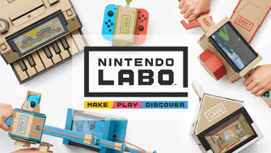 Photo of Gaya Permainan Unik Kadbod: Nintendo Labo
