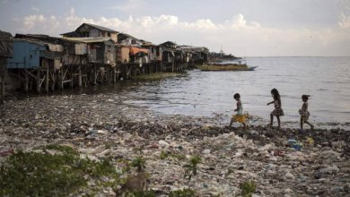 Photo of Asia's Ocean In Danger of Plastic Waste