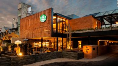 Photo of Dewata – Bali: Starbucks' largest store in South East Asia