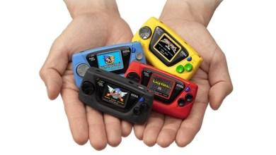 Photo of Sega Lancar Permainan Video Retro Pada Saiz Micro Bersempena Ulang Tahun