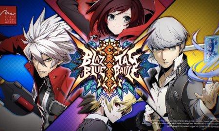 Too Far Gone   BlazBlue Cross Tag Battle