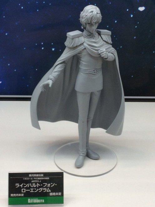 Kotobukiya 1/8 Reinhard von Lohengramm: Legend of the Galactic Heroes