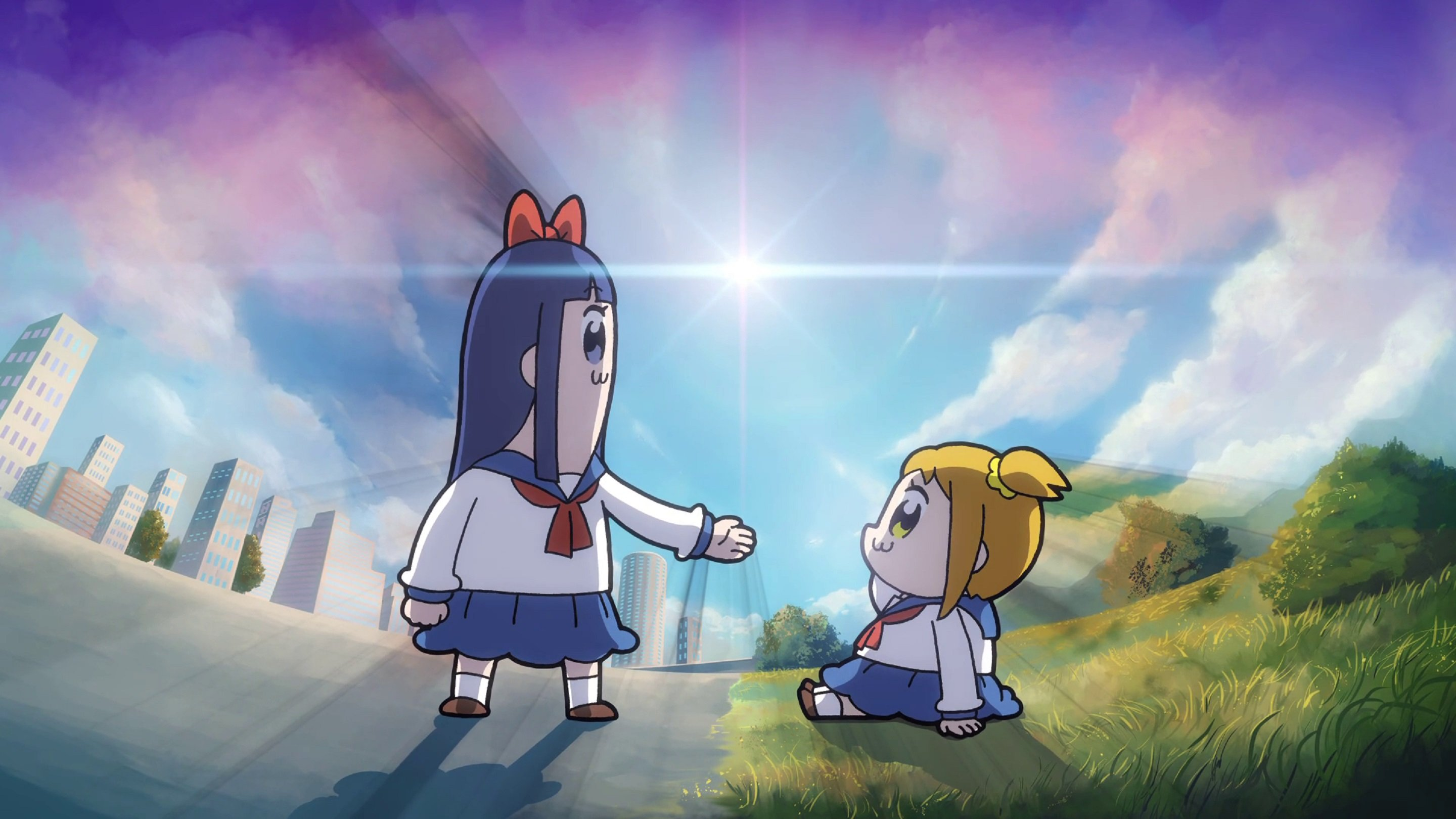 Too Far Gone | Pop Team Epic