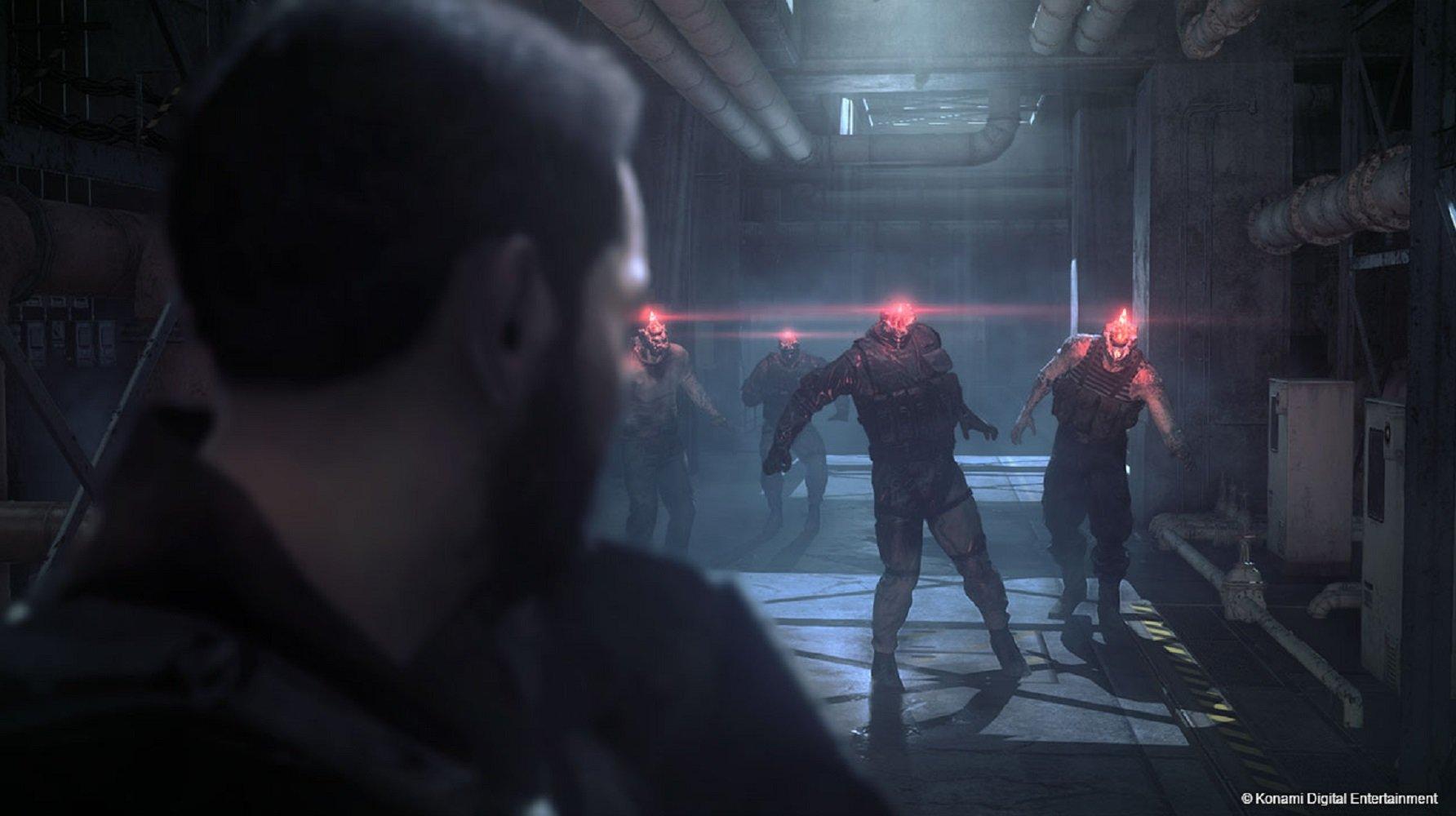 Too Far Gone   Metal Gear Survive