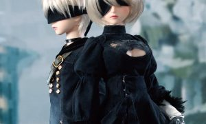 Too Far Gone | 2B, 9S Dollfie Figure