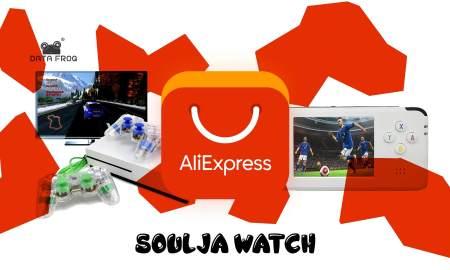SouljaWatch & SouljaGame - SouljaBoy's AliExpress Drop Shipping Company