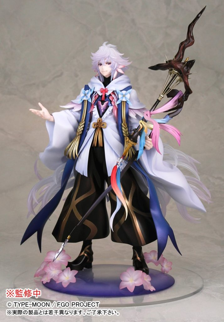 Merlin FGO Fate Grand Order Figure