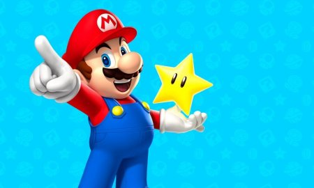 Mario With Star | Too Far Gone