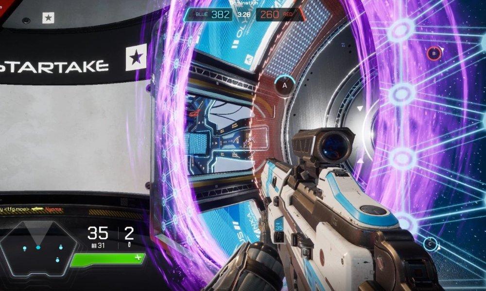 Splitgate beta | Too Far Gone