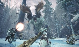 Banbaro, MHW Iceborne | Too Far Gone