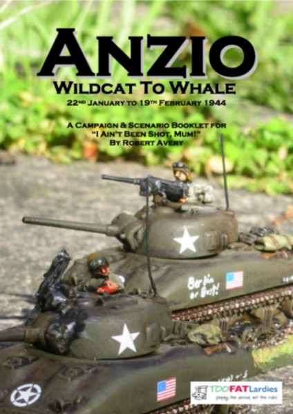 Anzio, From Wildcat to Whale
