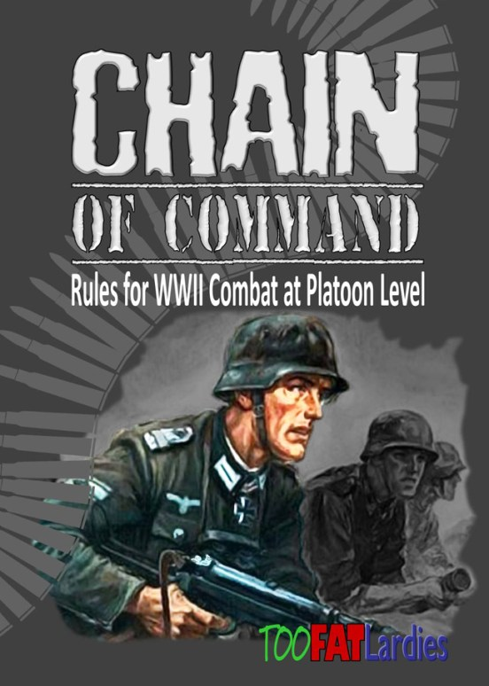 Chain of Command PDF and Full Bits Bundle