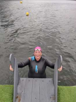 Julie Creffield Triathlon