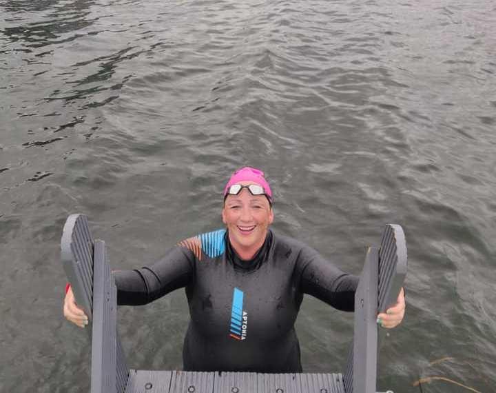 Julie Creffield Triathlon