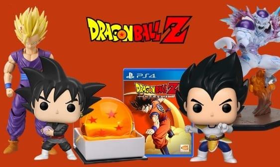 Productos de Dragon Ball