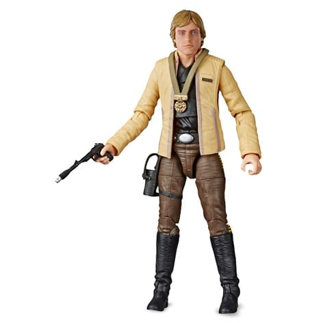 Figura Articulada Luke Skywalker Hasbro Black Series A New Hope Star Wars 6""