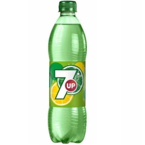 Bebida Gaseosa Pepsicola 7UP botella plastica 400 ml
