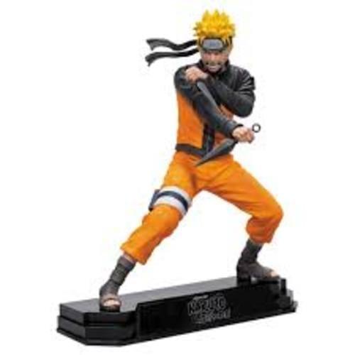 Figura Articulada Naruto Uzumaki Mcfarlane Naruto Anime