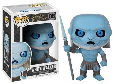 Figura White Walker Funko POP Juego de Tronos Series