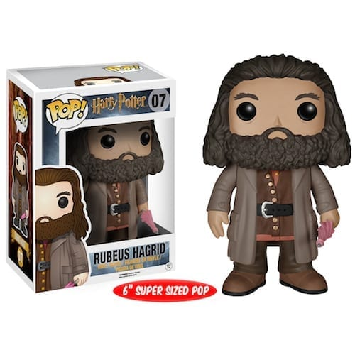 Figura Hagrid Funko POP Harry Potter Fantasia 6""