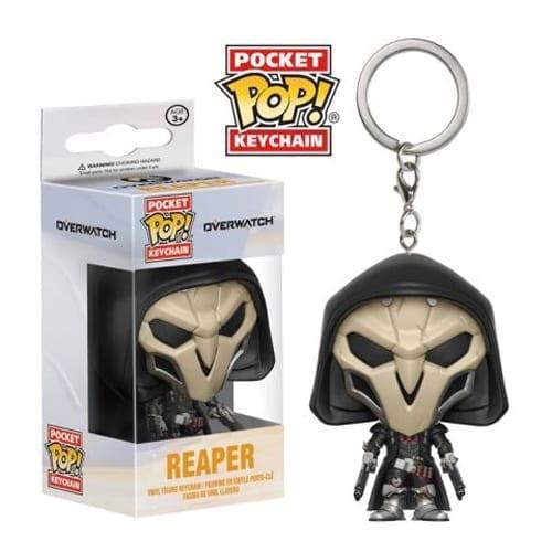 Llavero Reaper Funko POP Overwatch Videojuegos