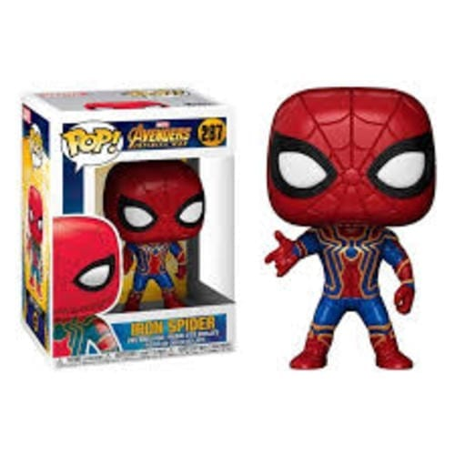 Figura Iron Spider Funko POP Avengers Infinity War Marvel