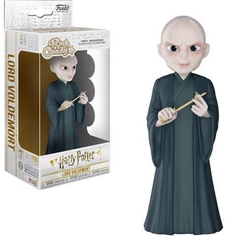 Figura Voldemort Funko Rock Candy Harry Potter Fantasia