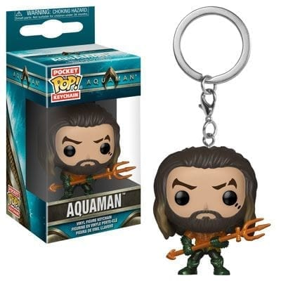 Llavero Aquaman Funko POP Aquaman DC Comics