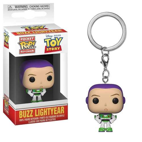 Llavero Buzz Lightyear Funko POP Toy Story Disney