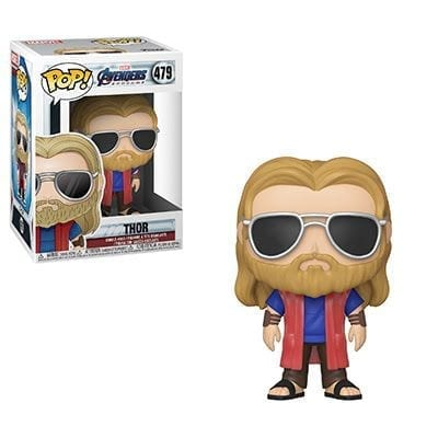 Figura Thor Funko POP Avengers End Game Marvel Ropa Casual