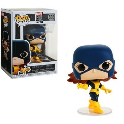 Figura Marvel Girl Funko POP X-men Marvel 80 años Primera Aparicion
