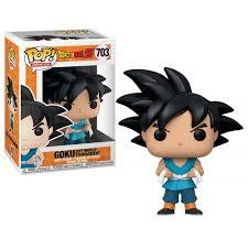 Figura Goku Funko POP Dragon Ball Anime Torneo de Artes Marciales
