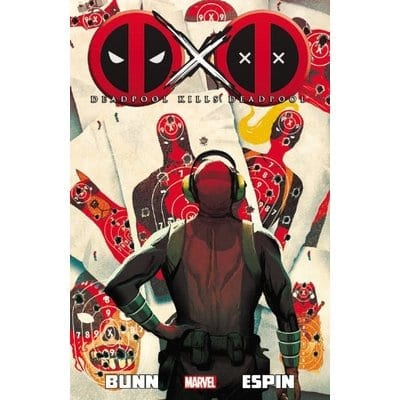 Cómic Deadpool Kills Deadpool Marvel Deadpool Marvel