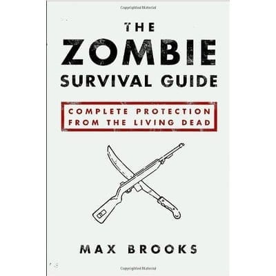 Libro The Zombie Survival Guide BDWY The Zombie Survival Guide Terror ENG