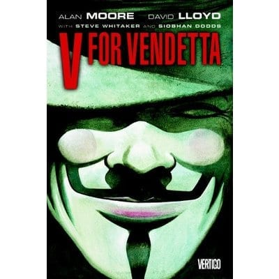 Cómic Vendetta Vertigo V for Vendetta DC Comics ENG