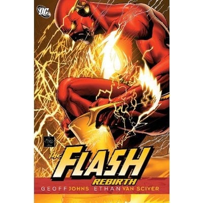 Cómic Rebirth DC Comics Flash DC Comics ENG