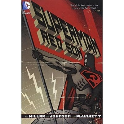Cómic Superman Red Son DC Comics
