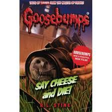 Libro Goosebumps Schoolastic Escalofrios Terror