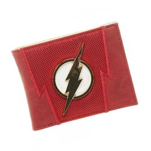 Billetera Flash Bioworld Flash TV Serie DC Comics (Copia)