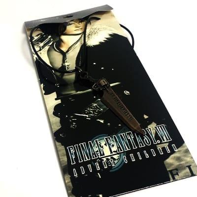 Collar Metálico Squall Lionheart PT Final Fantasy Videojuegos (Copia)