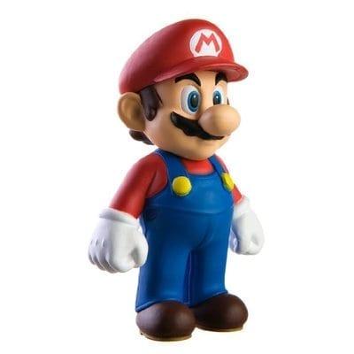 """Figura Mario Banpresto Mario Bros Videojuegos 5"""" (Copia)"""