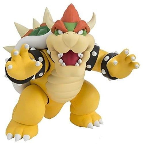 """Figura Bowser Banpresto Mario Bros Videojuegos 4"""" (Copia)"""
