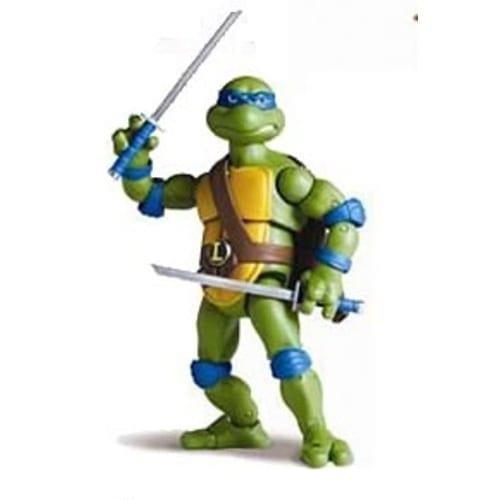 """Figura Leonardo Spin Master Tortugas Ninja Animados En Bolsa 7"""" (Copia)"""