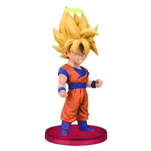 "Figura Goku con Aureola Banpresto WFC Dragon Ball Anime 3"" Episode of Boo"