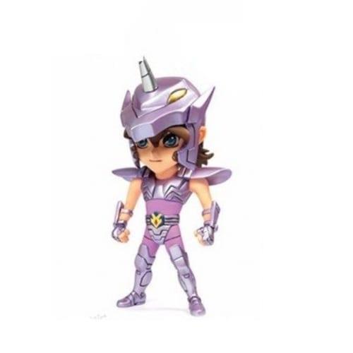 """Figura Jabu de Unicornio Kids Nations Caballeros del Zodiaco Anime 4"""" (Copia)"""
