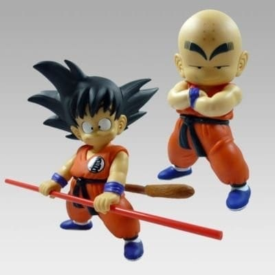 "Figura Goku o Krillin Banpresto Dragon Ball Anime 9"" (Unidad)"