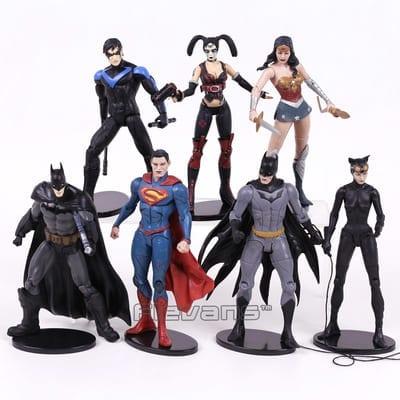 """Figura DC Collectibles Liga de la Justicia DC Comics 7"""" (Copia)"""