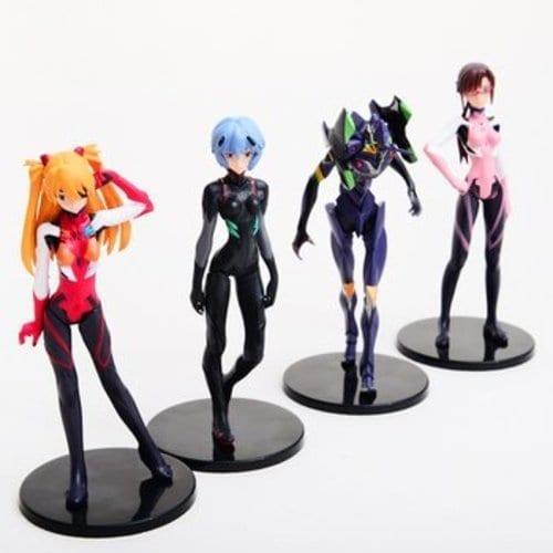 Figura Personajes Varios Capsule Q Evangelion Anime (Unidad) (Copia)