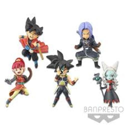 Figura Heroes Banpresto WCF Dragon Ball Anime (Unidad) (Copia)